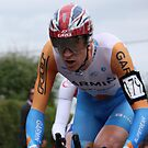 British TT Champion 2009 - Bradley Wiggins by JohnBuchanan