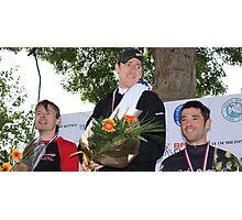 Racing - British TT Champions 2009 Photographic Print