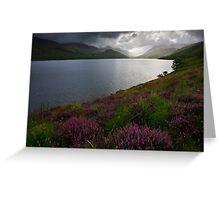 Ennerdale Water - Cumbria Greeting Card