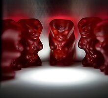 Gummy Bear Photography - When a Photograph Becomes Art by michalfanta