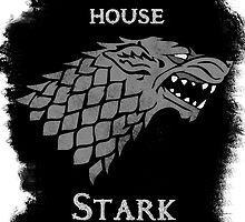 Choose your house - Stark by UncleFrogface