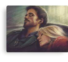 The Sleeping Spell Canvas Print