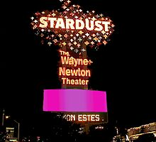 Stardust Las Vegas Vector Graphic #7 by urbanphotos