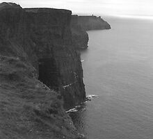 Cliffs of Mohr by Laura Dandaneau