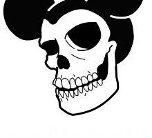 Skull Mickey by ZOMBIETEETH