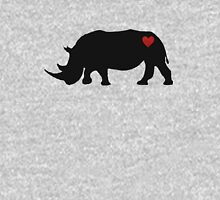 Love rhino Unisex T-Shirt