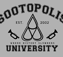 Sootopolis University  by hackjale