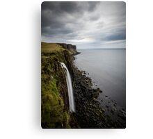 Mealt Falls, Isle of Skye Canvas Print