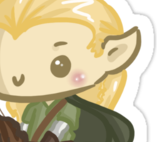 Legolas Sticker