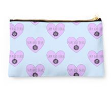 Sam and Dean Heart Studio Pouch