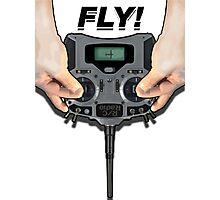 Fly RC - Radio Photographic Print