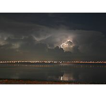 Tampa Bay Lightning Photographic Print