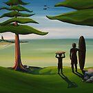 Beach Bros by Sarah  Mac