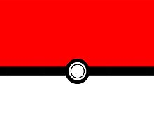 pokemon pokeball laptop skin by JordanReaps