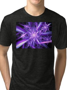 """Mana""  - Fractal Art Tri-blend T-Shirt"