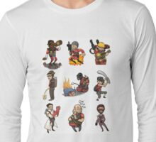 TF2 Minis  Long Sleeve T-Shirt