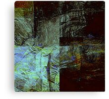 ancient surfaces...revisited Canvas Print