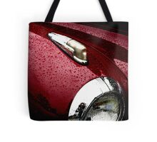 Droplets on Lincoln Tote Bag