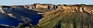 225 Image HDR Panorama | Evans Lookout Blackheath | 319 megapixels by DavidIori