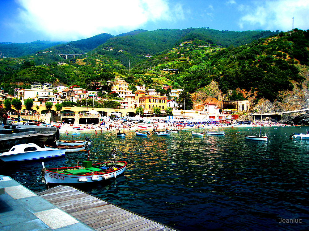 Monterosso by Jeanluc