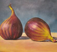 'Two Figs' by Tracey Boulton