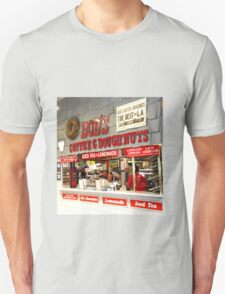 Old Time Doughnuts Unisex T-Shirt