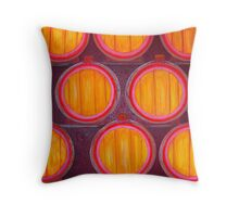 Barrels Of Fun!!!. Throw Pillow