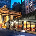 GRAND CENTRAL by MIGHTY TEMPLE IMAGES