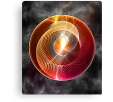 Set The Controls For The Heart Of The Sun Canvas Print