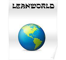 Leanworld Poster
