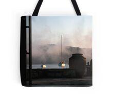 Yachts and Pots Tote Bag