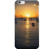 Sea Sunset Waves iPhone Case/Skin