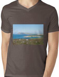 Dingle peninsula, Kerry, Ireland. Mens V-Neck T-Shirt
