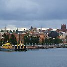 Newcastle Harbour Sights by Rochelle Buckley