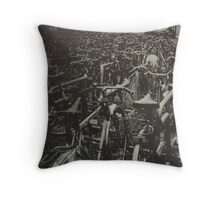 Where did I Park? Throw Pillow