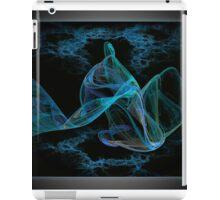 ©DA Veil Of Plasma iPad Case/Skin