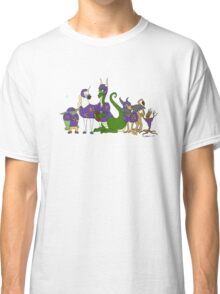 Fantasy Football Cartoon Classic T-Shirt