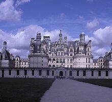 Chateau de Chambord by Axel Feldmann