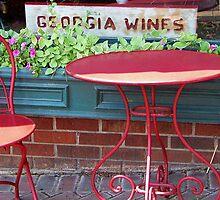 georgia wines by Tracey Hampton
