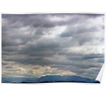 Cloudy Day II Poster
