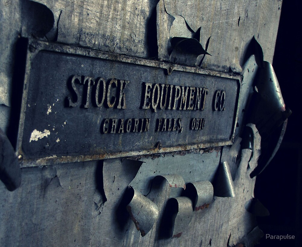Stock Equipment by Parapulse