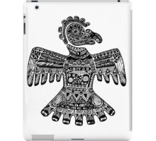 Aztec Eagle iPad Case/Skin