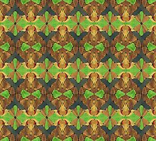 Grasshopper Tessellated by Anthony R. Plastino III