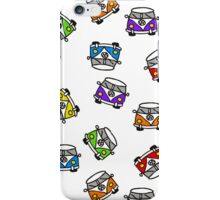 Volkswagen - Mixture iPhone Case/Skin