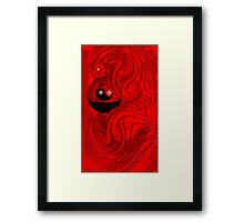 Complicated-Art + Design products Framed Print