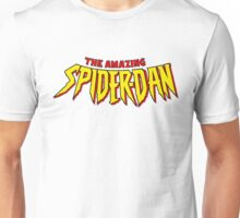 SpiderDan Unisex T-Shirt