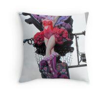 Illuminations Showgirl Throw Pillow