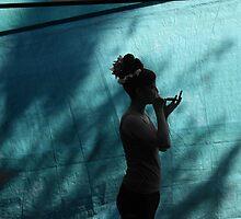 The Dancer Prepares by Pamela Jayne Smith