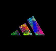 Adidas colours by Zach Muldoon