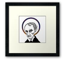 Baudelaire was no Saint Framed Print